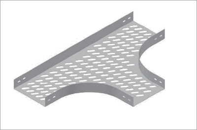Tee Bend for Cable Trays